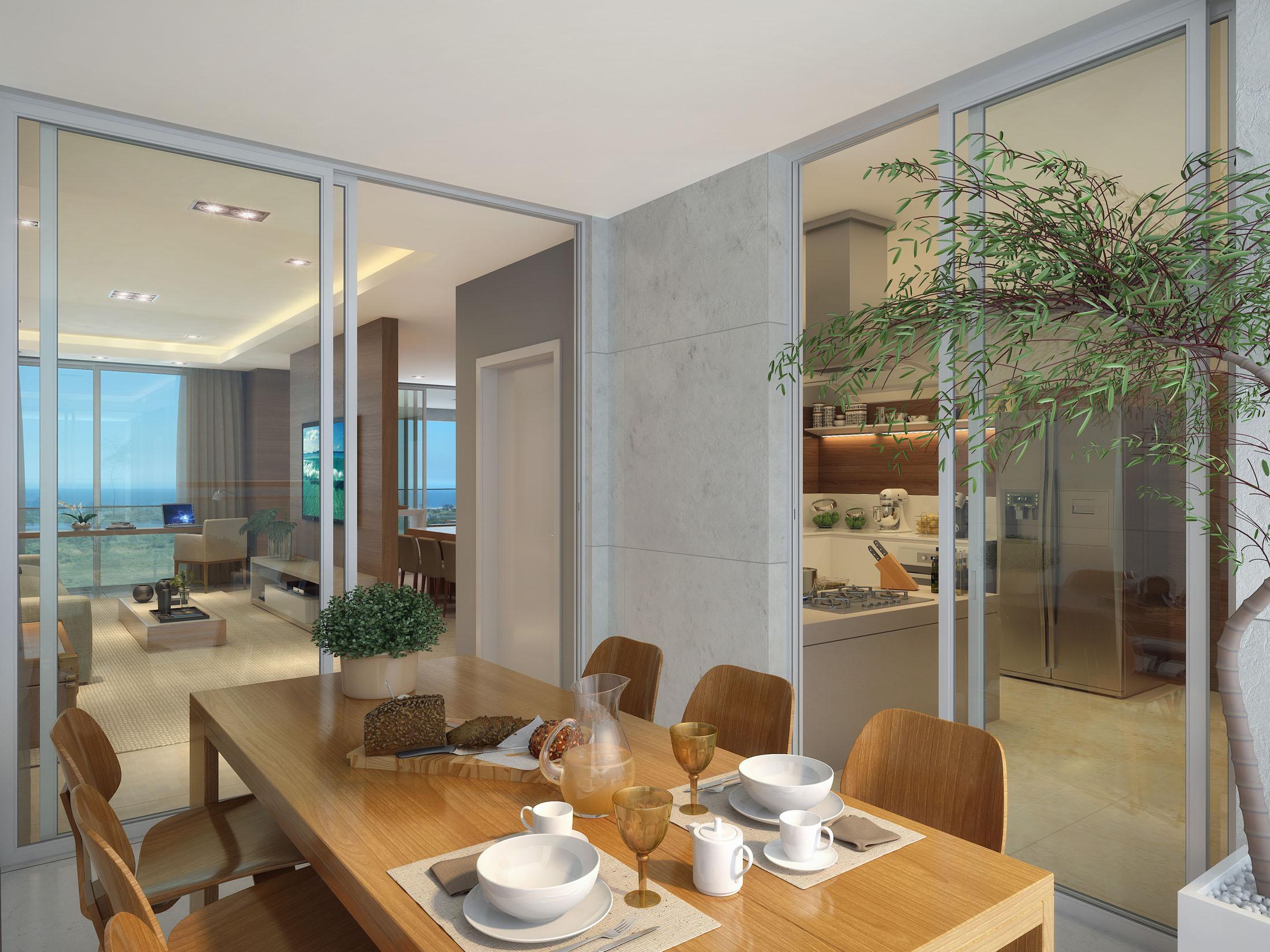 Varanda | Riserva Golf Vista Mare Residenziale – Apartamentona  Barra da Tijuca - Rio de Janeiro - Rio de Janeiro