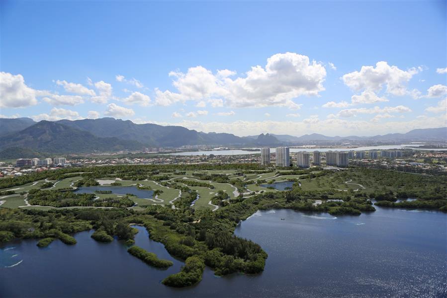| Riserva Golf Vista Mare Residenziale - Apartamento na Barra da Tijuca - Rio de Janeiro - Rio de Janeiro