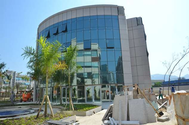 Acabamento | Lead Américas Business – Salas Comerciaisna  Barra da Tijuca - Rio de Janeiro - Rio de Janeiro