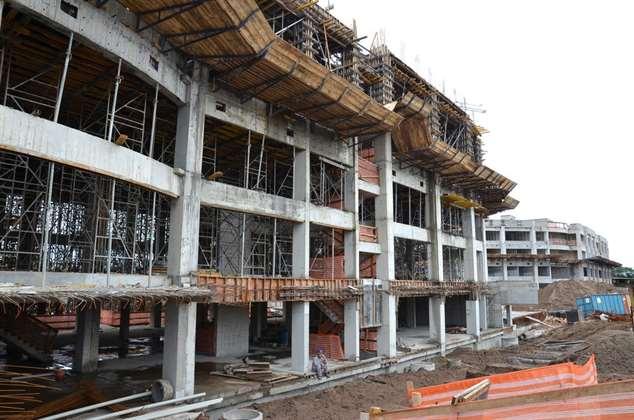 Estrutura | Lead Américas Business – Salas Comerciaisna  Barra da Tijuca - Rio de Janeiro - Rio de Janeiro