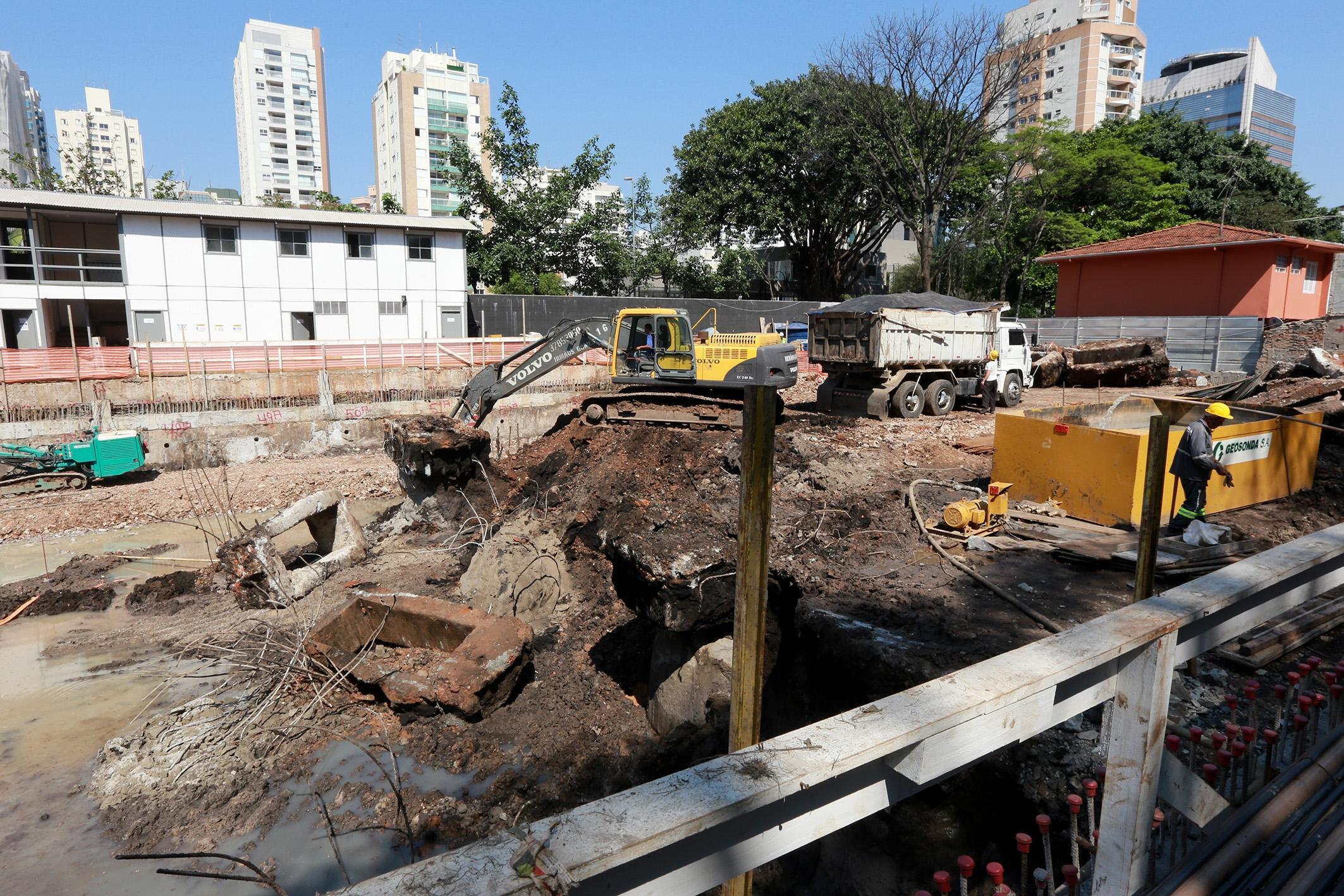 Início das obras | Cyrela by Pininfarina – Apartamentona  Vila Olímpia - São Paulo - São Paulo