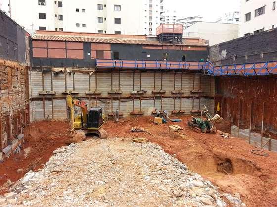 Fundação | Tom 1102 – Apartamentono  Campo Belo - São Paulo - São Paulo