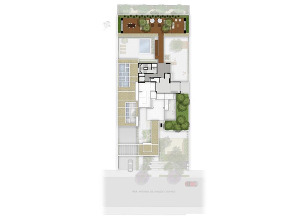 SKR Campo Belo Planta Mezanino | Tom 1102 – Apartamentono  Campo Belo - São Paulo - São Paulo