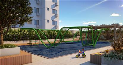 Ilustração Artística do Playground