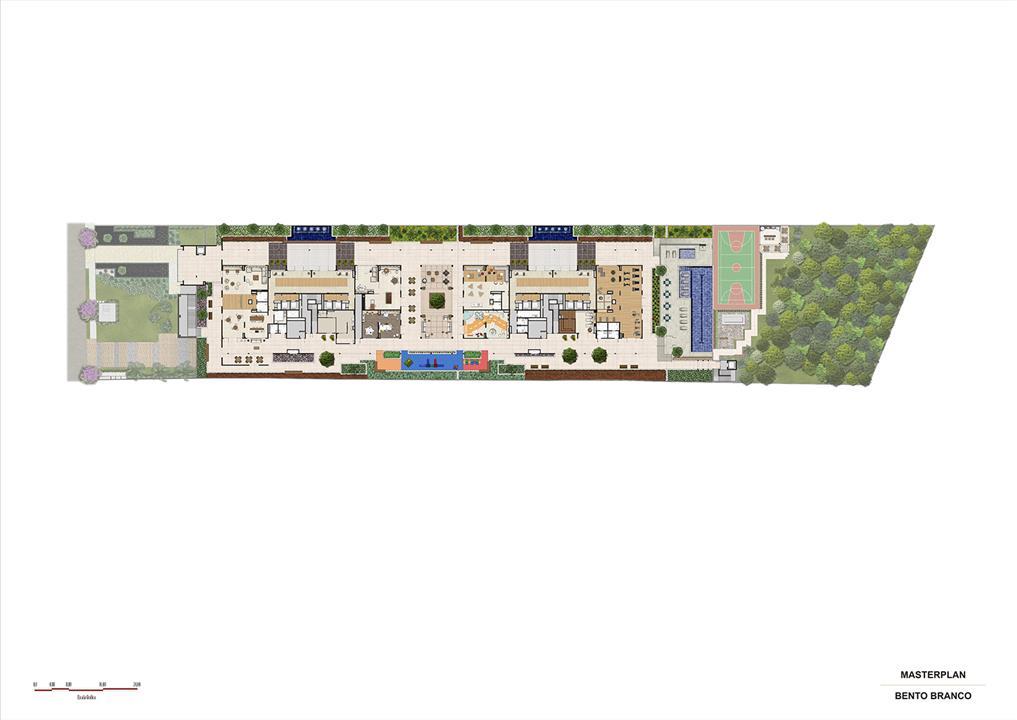 IMPLANTACAO | Panamerica Brickell – Apartamentoem  Santo Amaro - São Paulo - São Paulo