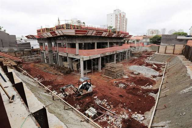 Fundação | Cyrela Legacy Vila Mariana – Apartamentona  Vila Mariana - São Paulo - São Paulo