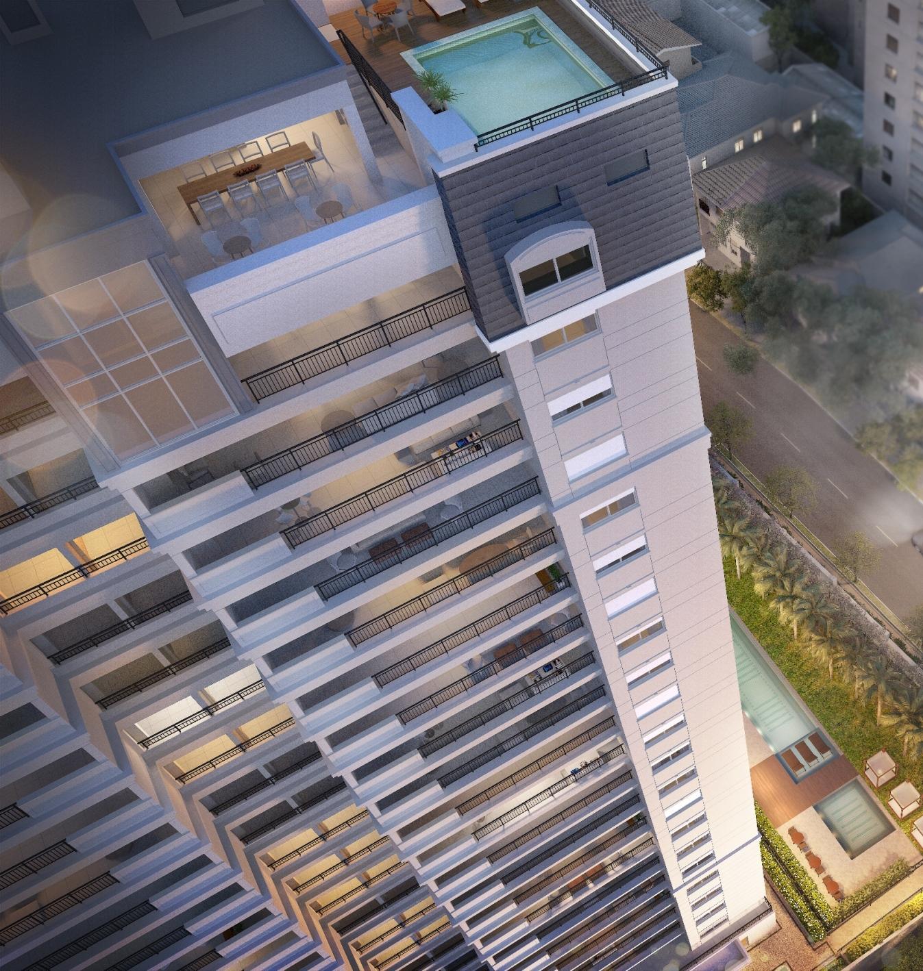 Fachada | Cyrela Legacy Vila Mariana – Apartamentona  Vila Mariana - São Paulo - São Paulo