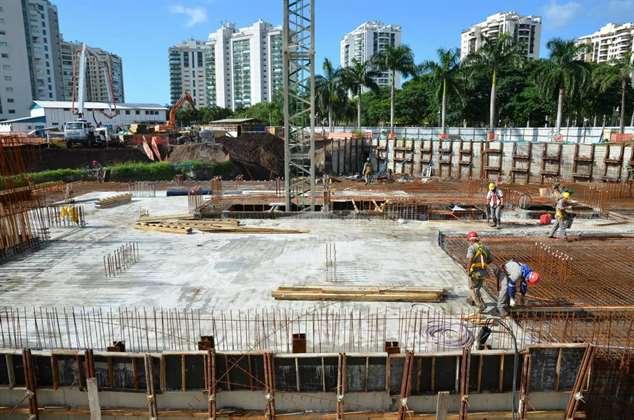 Início das obras | IN SIDE PENÍNSULA HOME DESIGN – Apartamentona  Barra da Tijuca - Rio de Janeiro - Rio de Janeiro