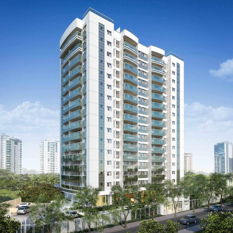 Fachada | IN SIDE PENÍNSULA HOME DESIGN – Apartamentona  Barra da Tijuca - Rio de Janeiro - Rio de Janeiro