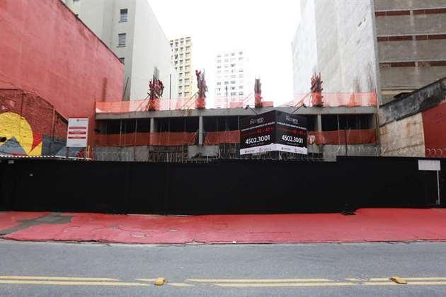 Início das obras | Cyrela InSPired in São Paulo – Apartamentona  Consolação - São Paulo - São Paulo