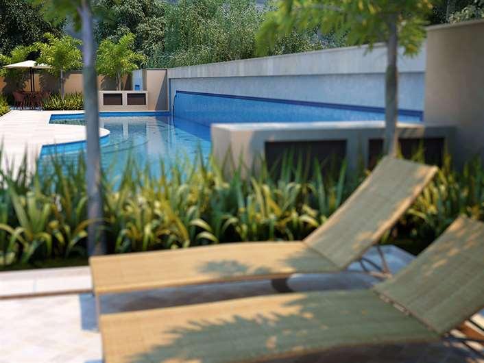 Lazer | Cyrela Goldsztein Clássico Petrópolis  – Apartamentono  Petrópolis - Porto Alegre - Rio Grande do Sul