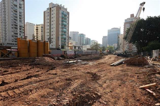 Fundação | One Sixty – Apartamentona  Região da Faria Lima - São Paulo - São Paulo