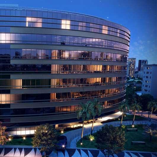 Fachada | MedPlex Belo Horizonte – Salas Comerciaisno  Santo Agostinho  - Belo Horizonte - Minas Gerais