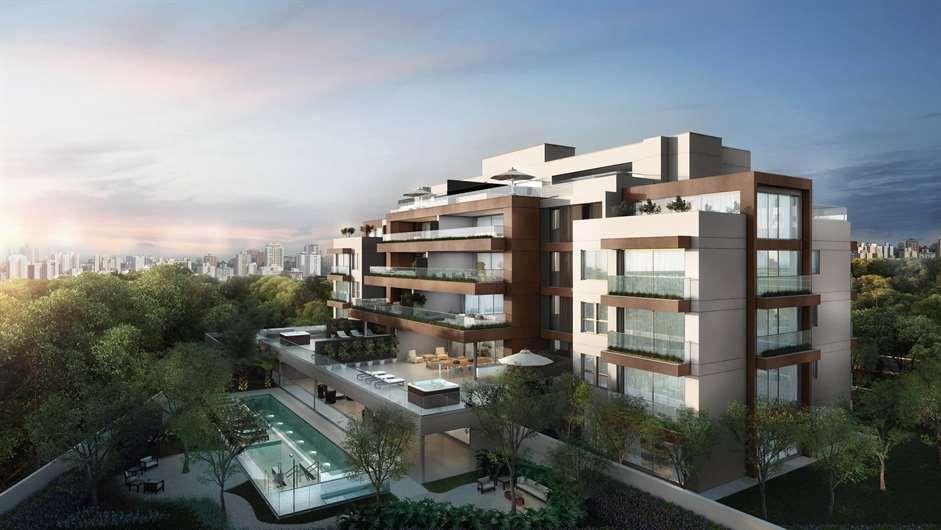 Fachada | Arruda 168 – Apartamentono  Alto de Pinheiros - São Paulo - São Paulo