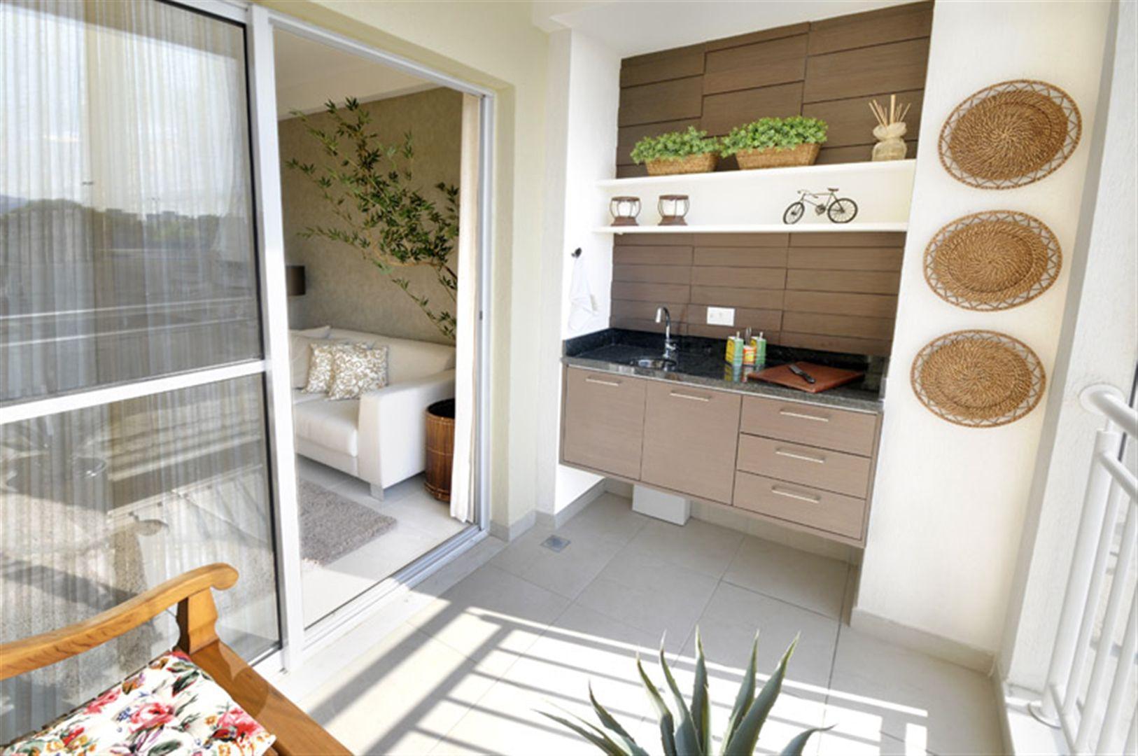 Varanda   Reserva Verde Residencial Park – Apartamentoem  Laranjeiras - Serra - Espírito Santo