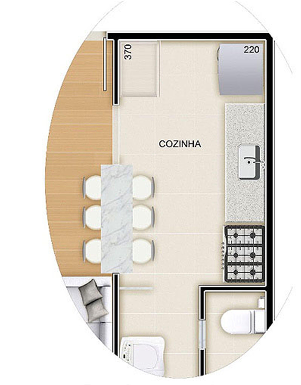 Torres 2 e 3 - 3 Quartos - 85 m² - Planta tipo | Reserva Verde Residencial Park – Apartamento em  Laranjeiras - Serra - Espírito Santo