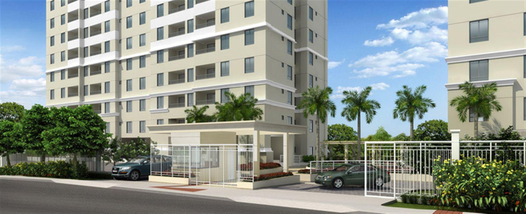Portaria   Morada Alto do Imbuí – Apartamentono  Alto do Imbuí - Salvador - Bahia