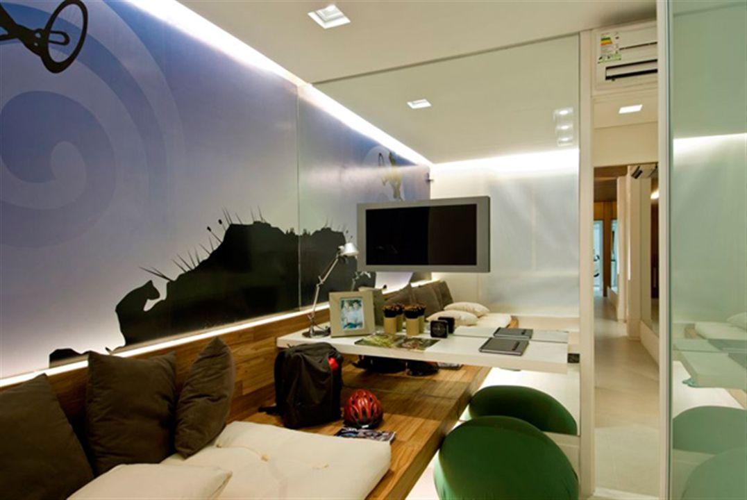 Apartamento L´Acqua Condominium Club em Natal Cyrela ~ Quarto Casal Fernanda Marques