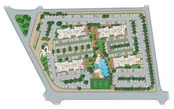 Perspectiva Ilustrada da Implantação | Vita Residencial Clube Recife – Apartamento em  Imbiribeira - Recife - Pernambuco