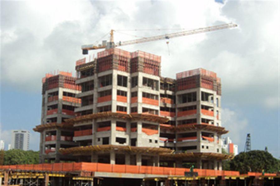 Estrutura Le Parc Boa Viagem - Apartamento em Boa Viagem - Recife PE