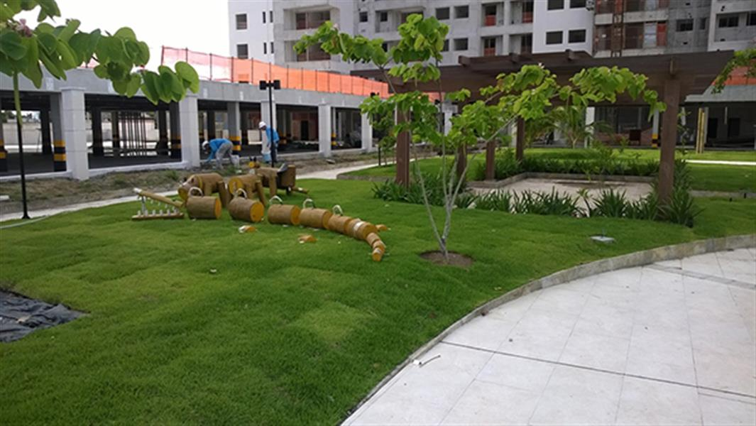 Acabamento Le Parc Boa Viagem - Apartamento em Boa Viagem - Recife PE