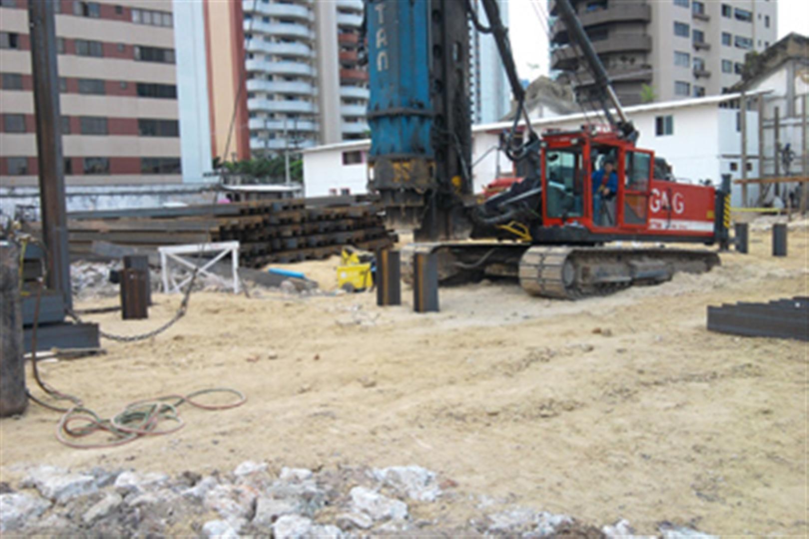 Fundação   Mandarim Belém – Apartamentoem  Umarizal  - Belém - Pará