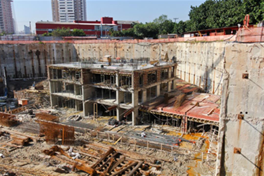 Estrutura Thera Residence - Apartamento na Berrini - São Paulo SP