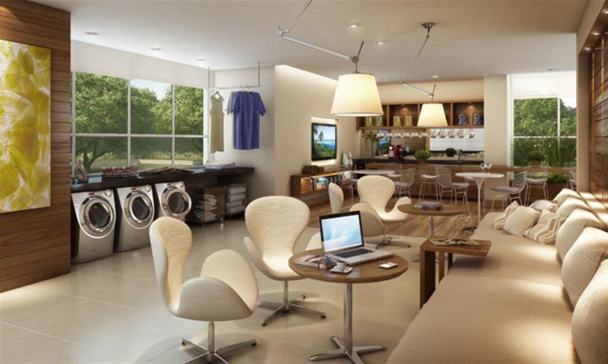 | Thera Residence - Apartamento na Berrini - São Paulo - São Paulo