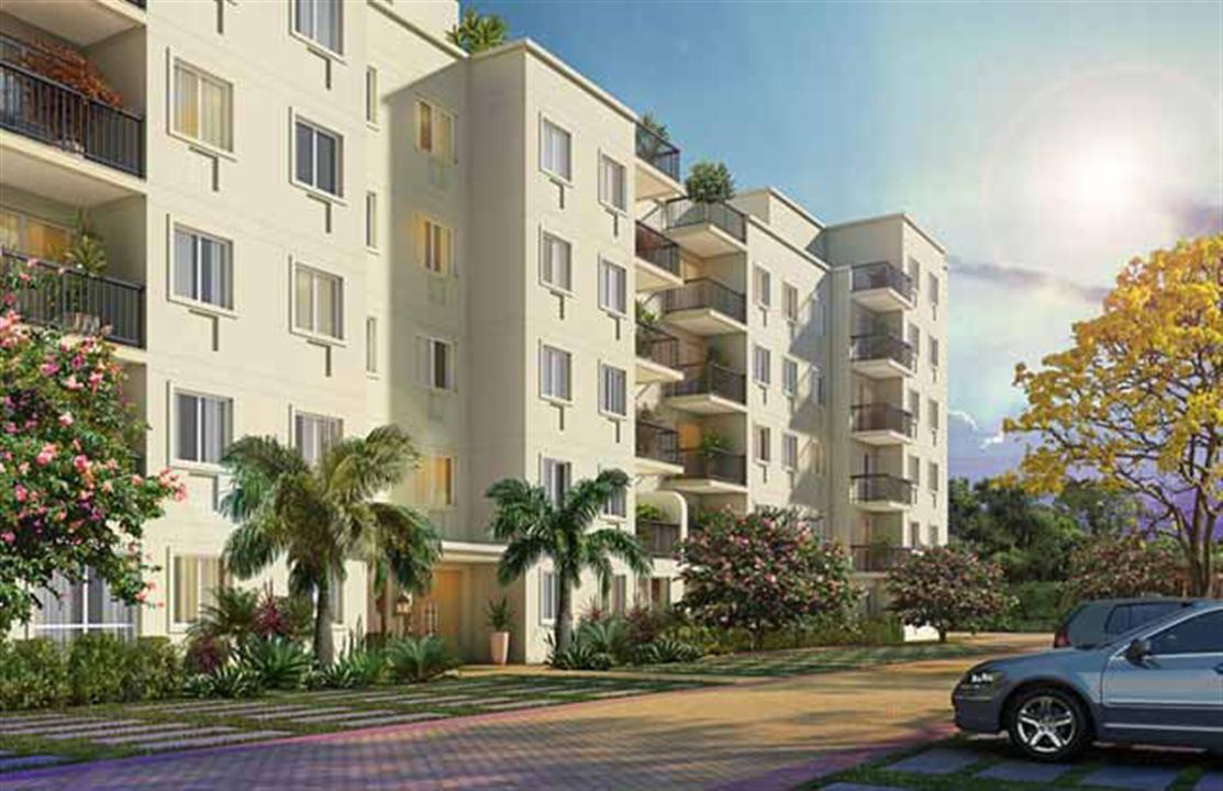 | Floris Bosque Residencial - Apartamento em Jacarepaguá - Rio de Janeiro - Rio de Janeiro