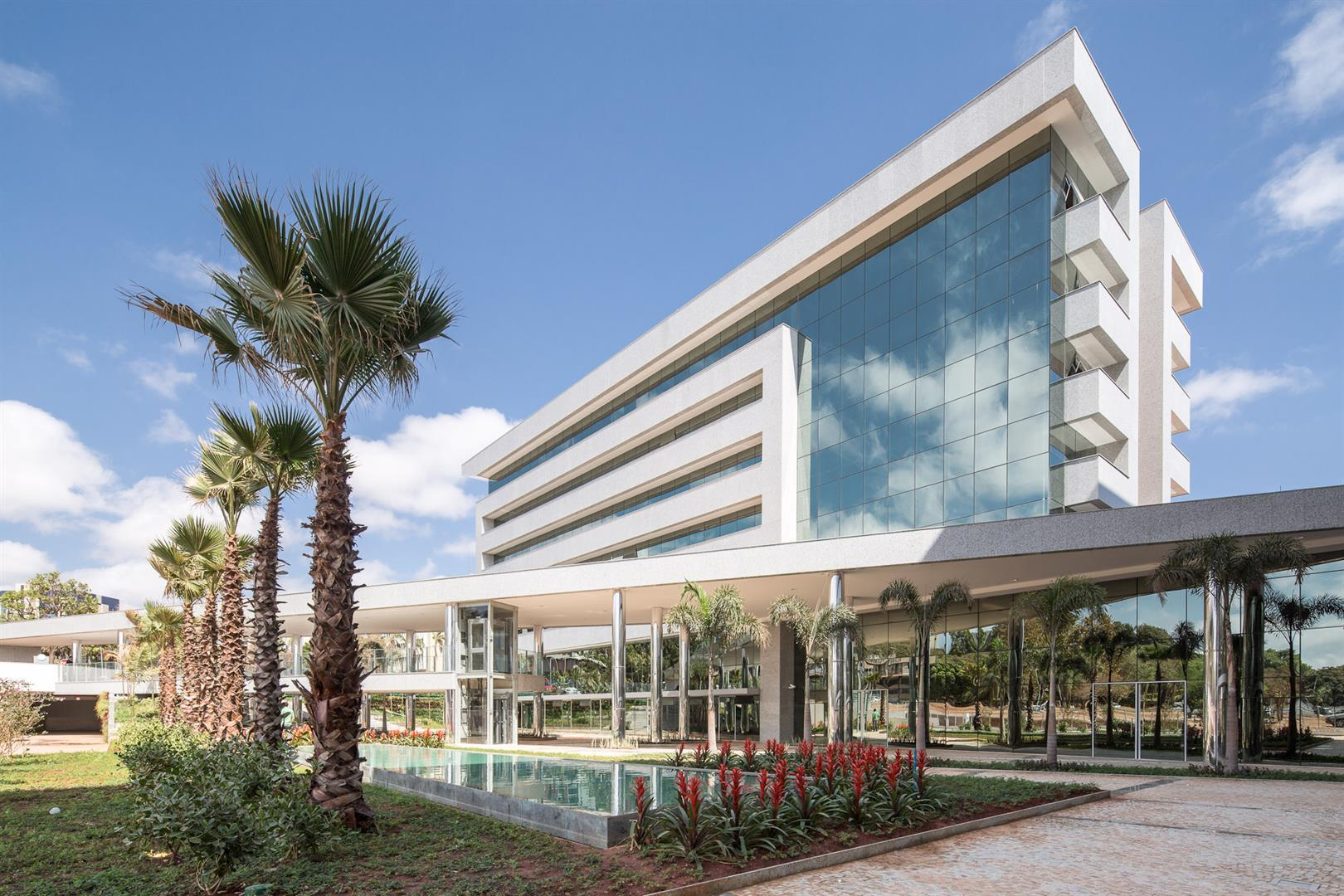 Imóvel pronto   Biosphere – Salas Comerciaisna  Asa Norte  - Brasília - Distrito Federal