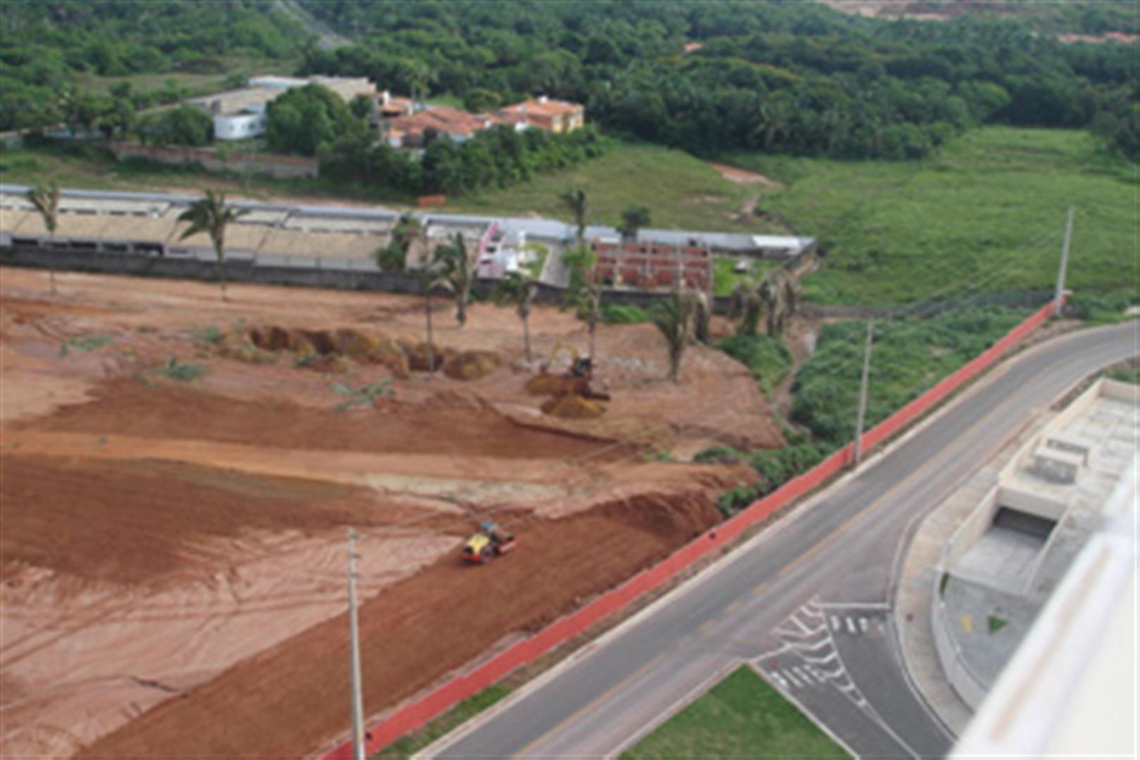 Início das obras | Jardim de Vêneto – Apartamentoem  Altos do Calhau - São Luís - Maranhão