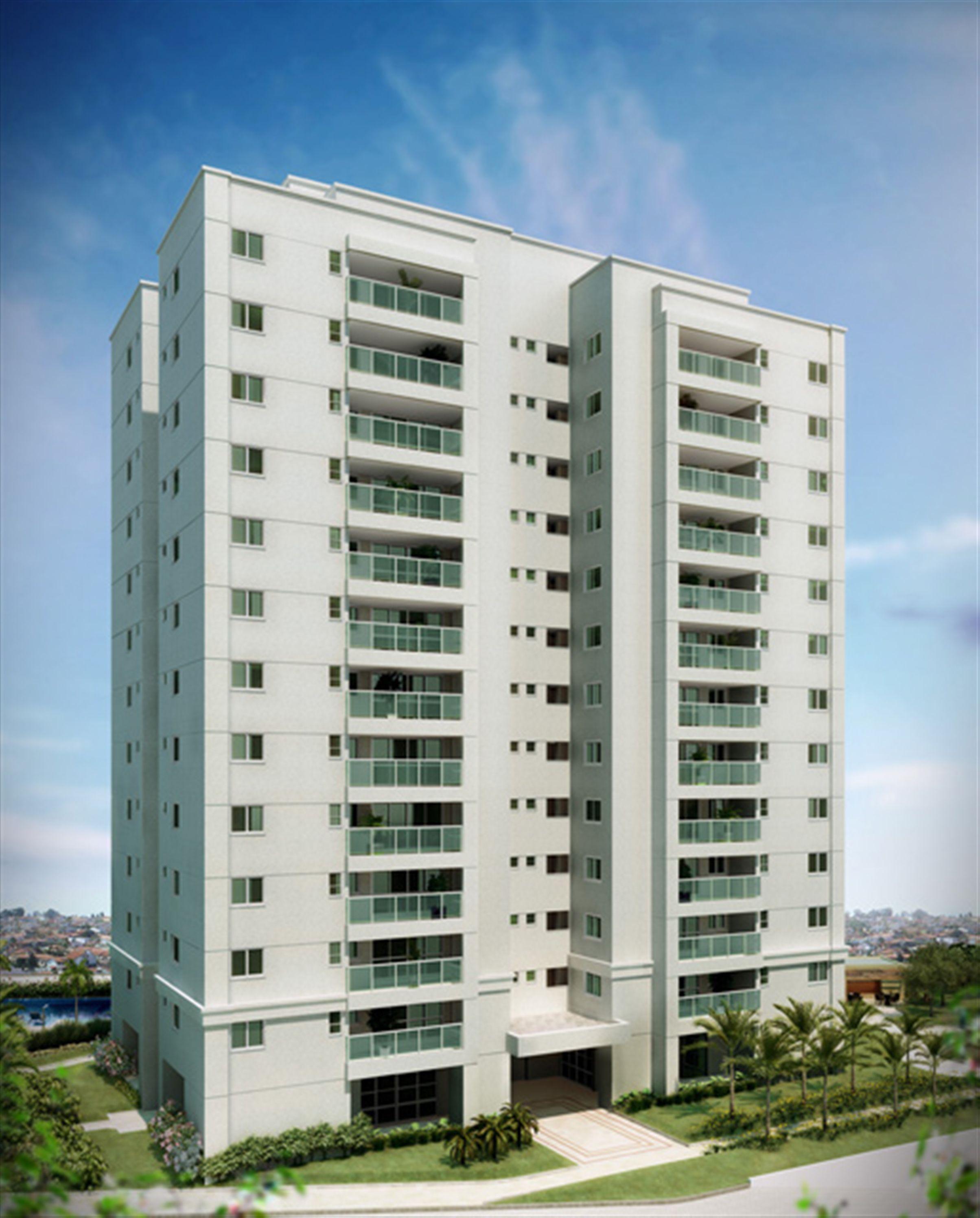 Fachada | Jardim de Vêneto – Apartamentoem  Altos do Calhau - São Luís - Maranhão