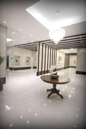Lobby | Le Jardin Residencial – Apartamentono  Água Verde - Curitiba - Paraná