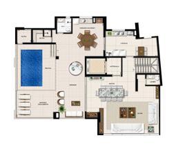 Duplex superior torre Boulevard - 390m² | Domani LifeStyle – Apartamento no  Setor Marista - Goiânia - Goiás