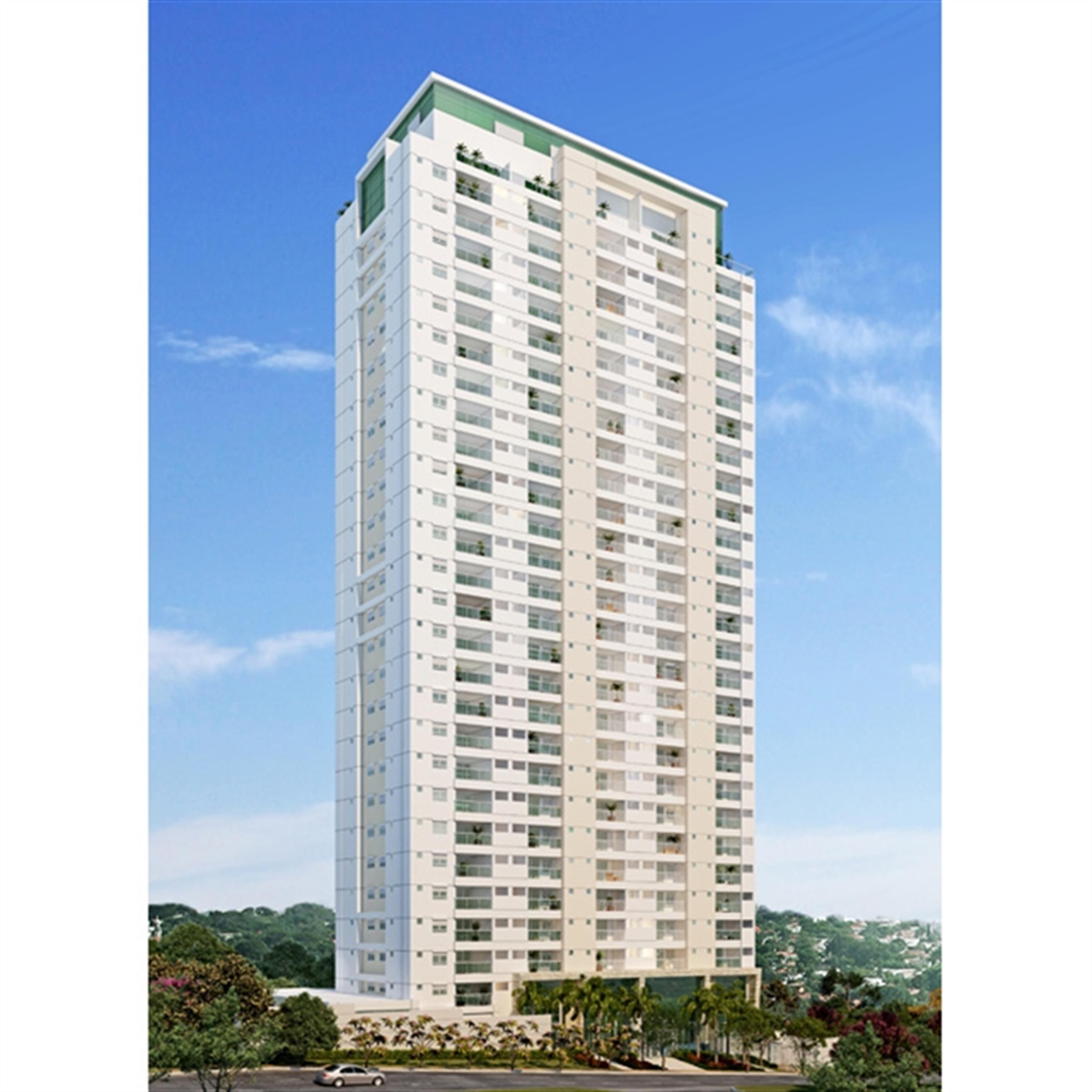 Fachada | Tempo Bello – Apartamentono  Campo Belo - São Paulo - São Paulo