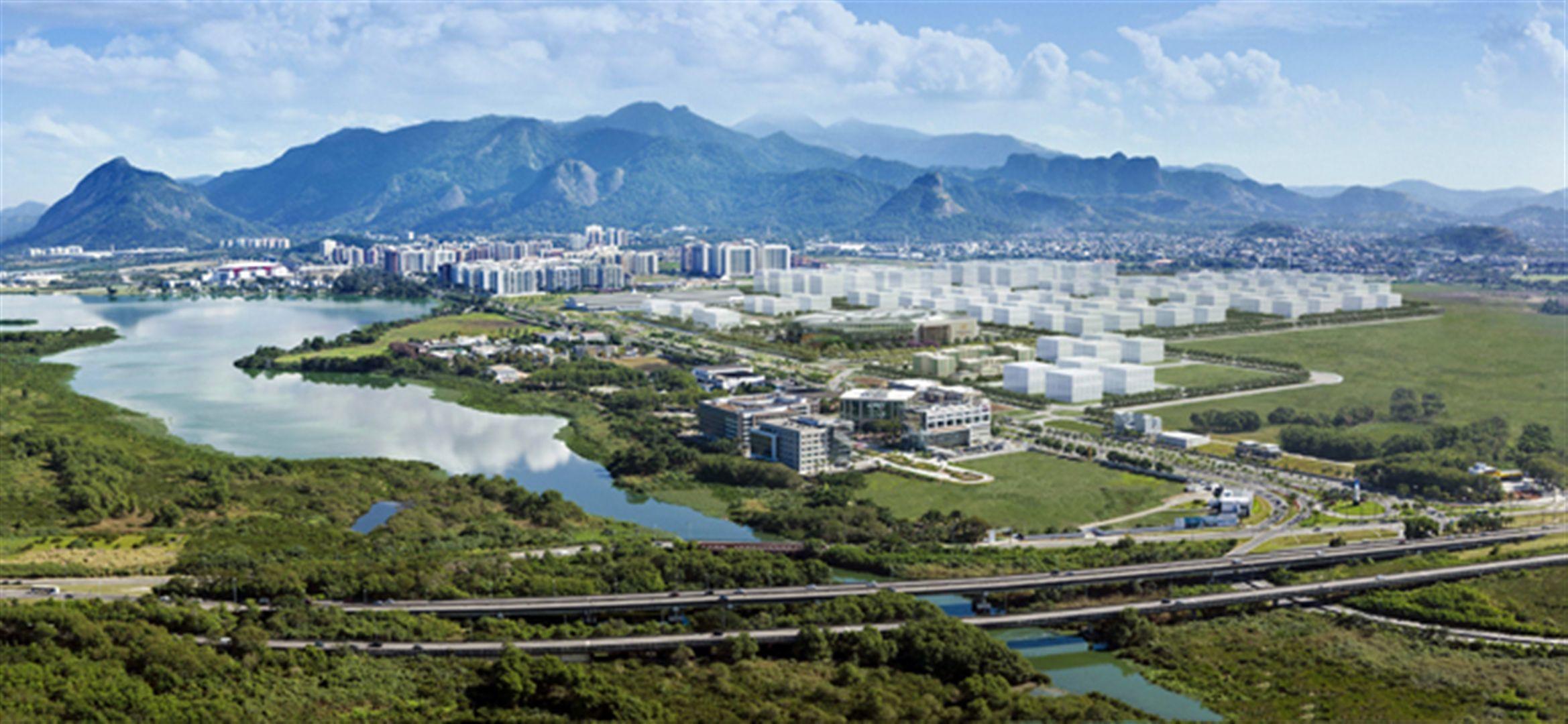 Fachada | Universe Empresarial – Salas Comerciaisna  Barra da Tijuca - Rio de Janeiro - Rio de Janeiro