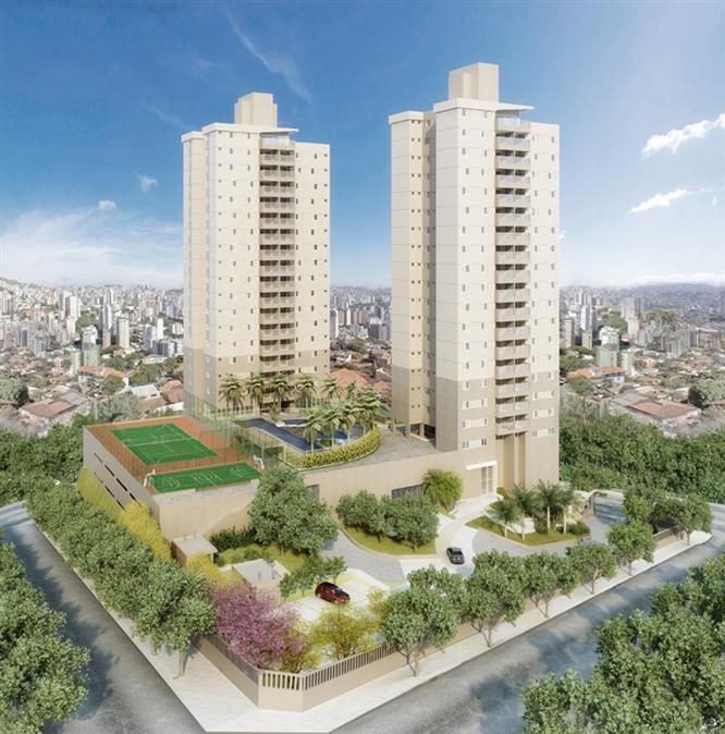 | Condomínio Varandas da Serra - Apartamento na Serra - Belo Horizonte - Minas Gerais