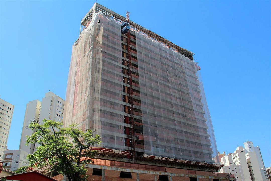 Estrutura Escritórios Design - Salas Comerciais no Cambuí - Campinas SP