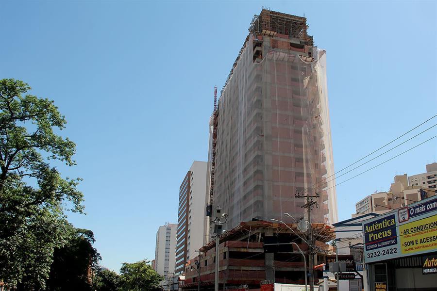 Estrutura Escritórios Design - Salas Comerciais no Cambuí - Campinas, SP