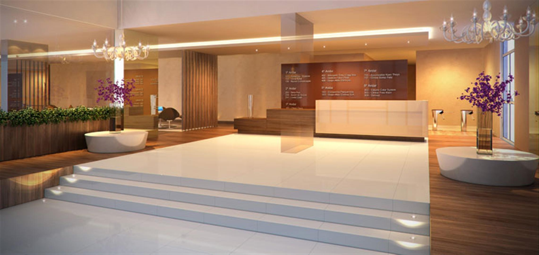 Office | Escritórios Design – Salas Comerciaisno  Cambuí - Campinas - São Paulo