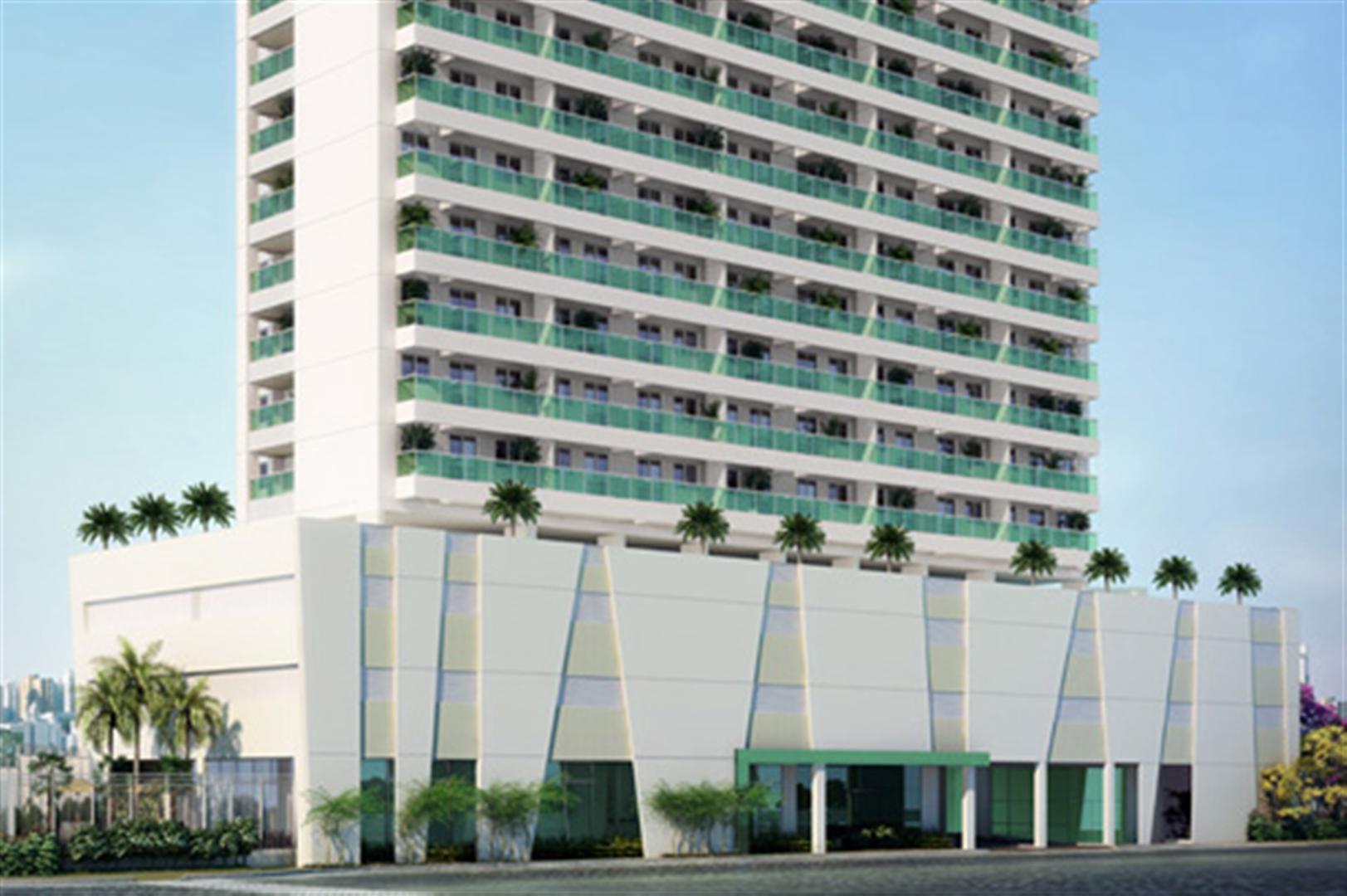 Fachada | Escritórios Design – Salas Comerciaisno  Cambuí - Campinas - São Paulo