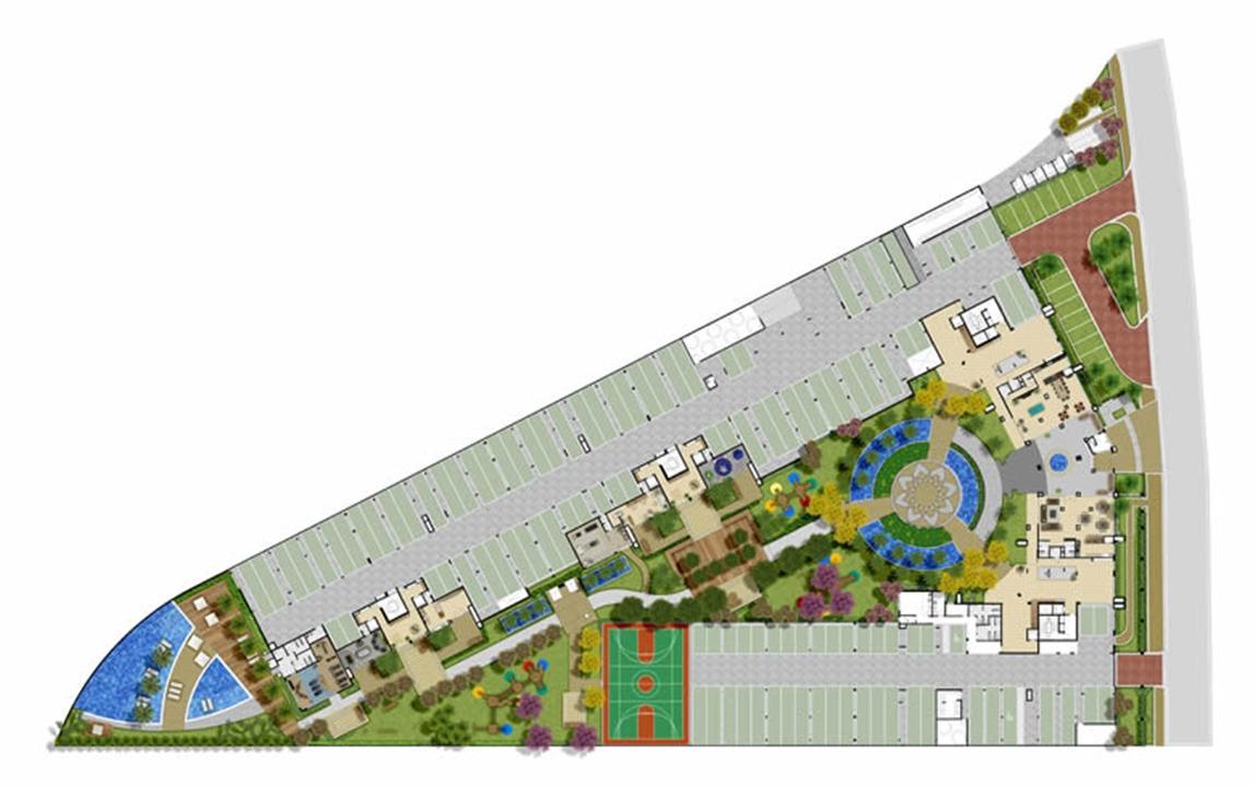 Estrutura e Lazer | Visionnaire – Apartamentono  Abraão - Florianópolis - Santa Catarina