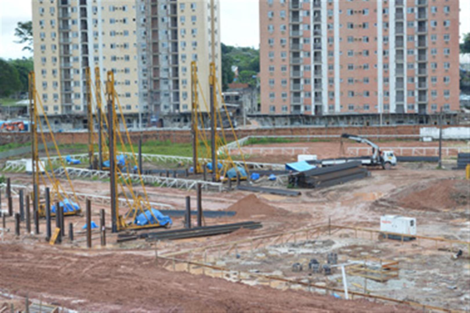 Fundação   Jardim de Provence – Apartamentono  Parque Verde - Belém - Pará