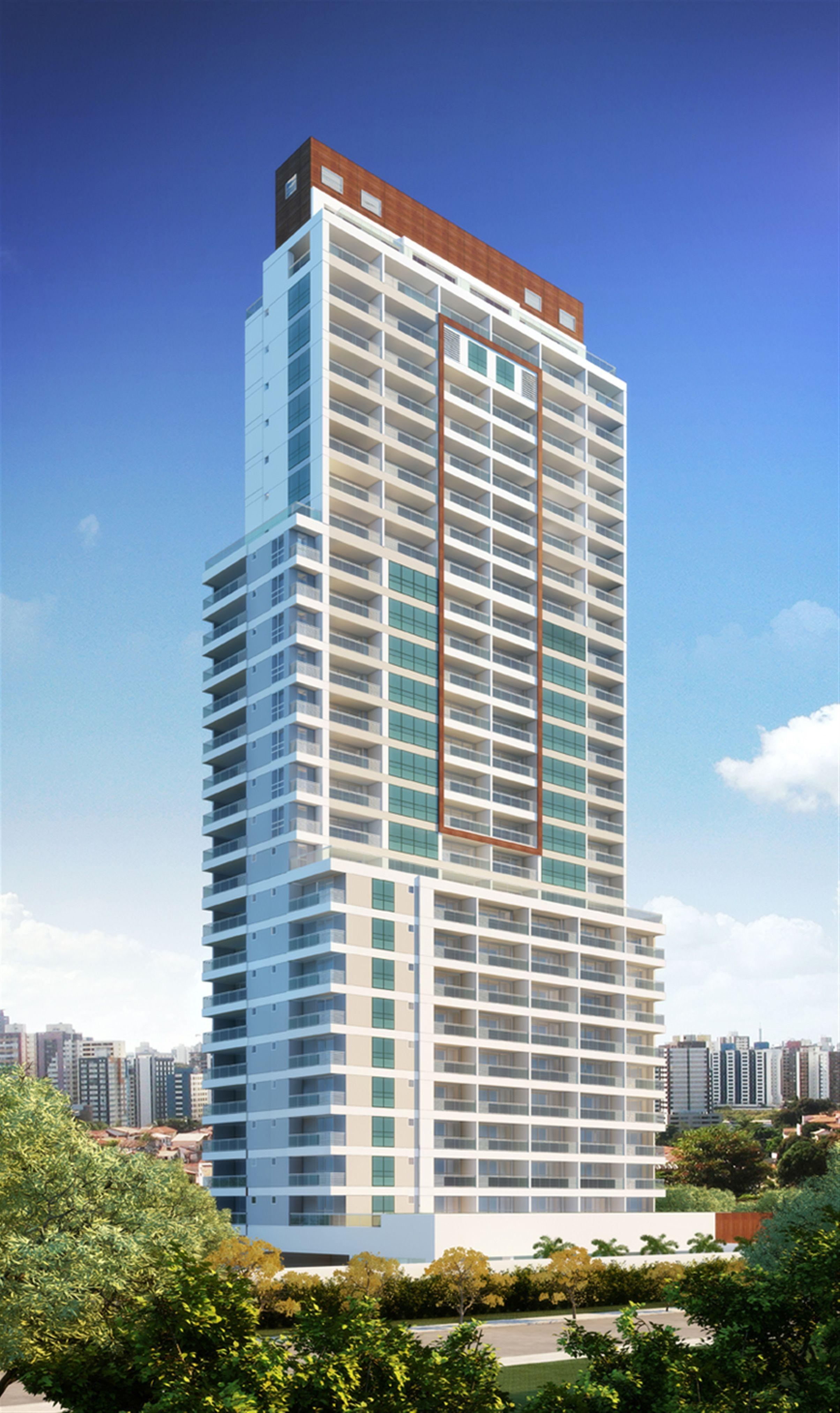Fachada   Home Boutique – Apartamentono  Brooklin - São Paulo - São Paulo