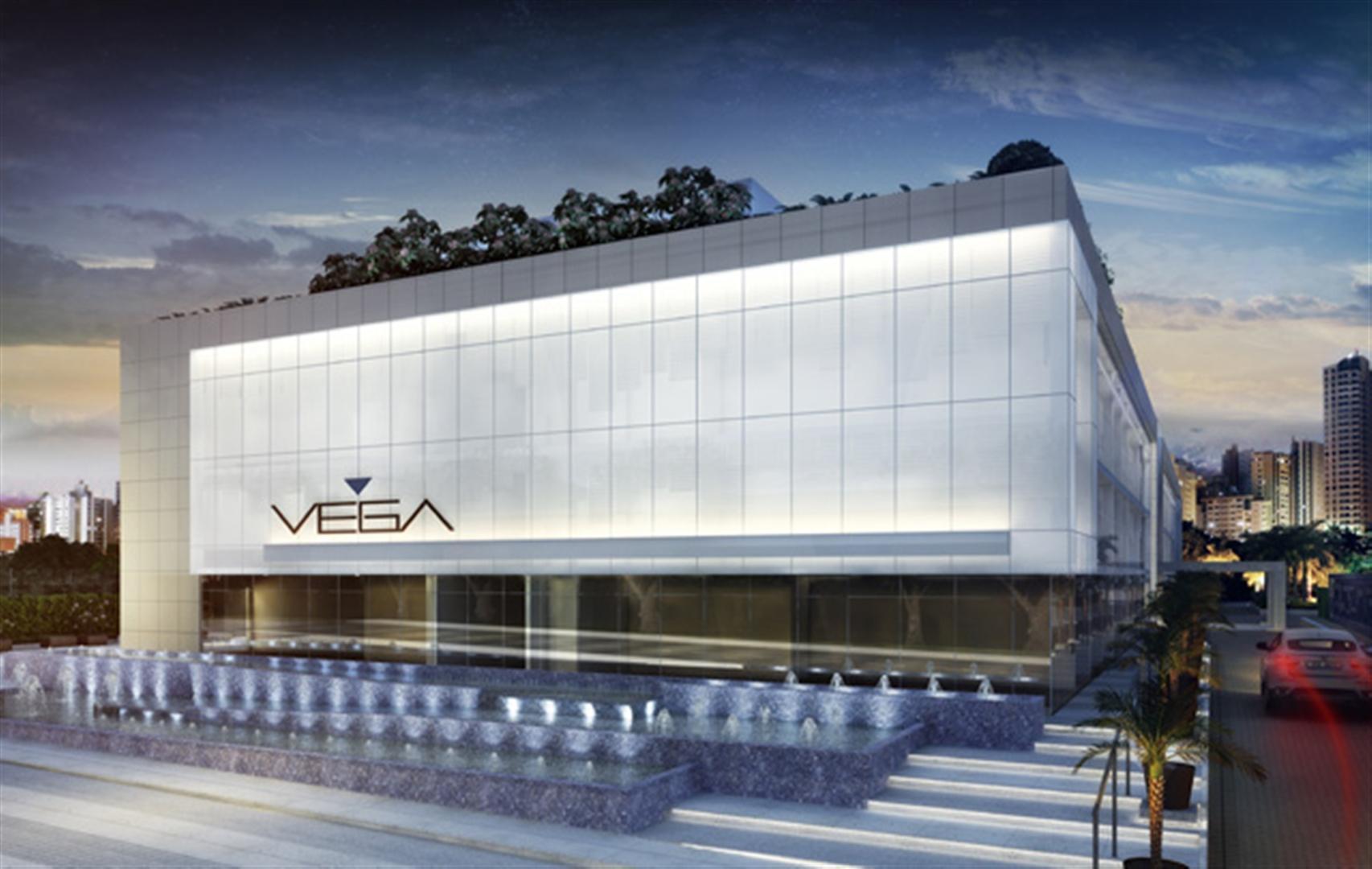 Fachada | Vega – Salas Comerciaisna  Asa Norte  - Brasília - Distrito Federal