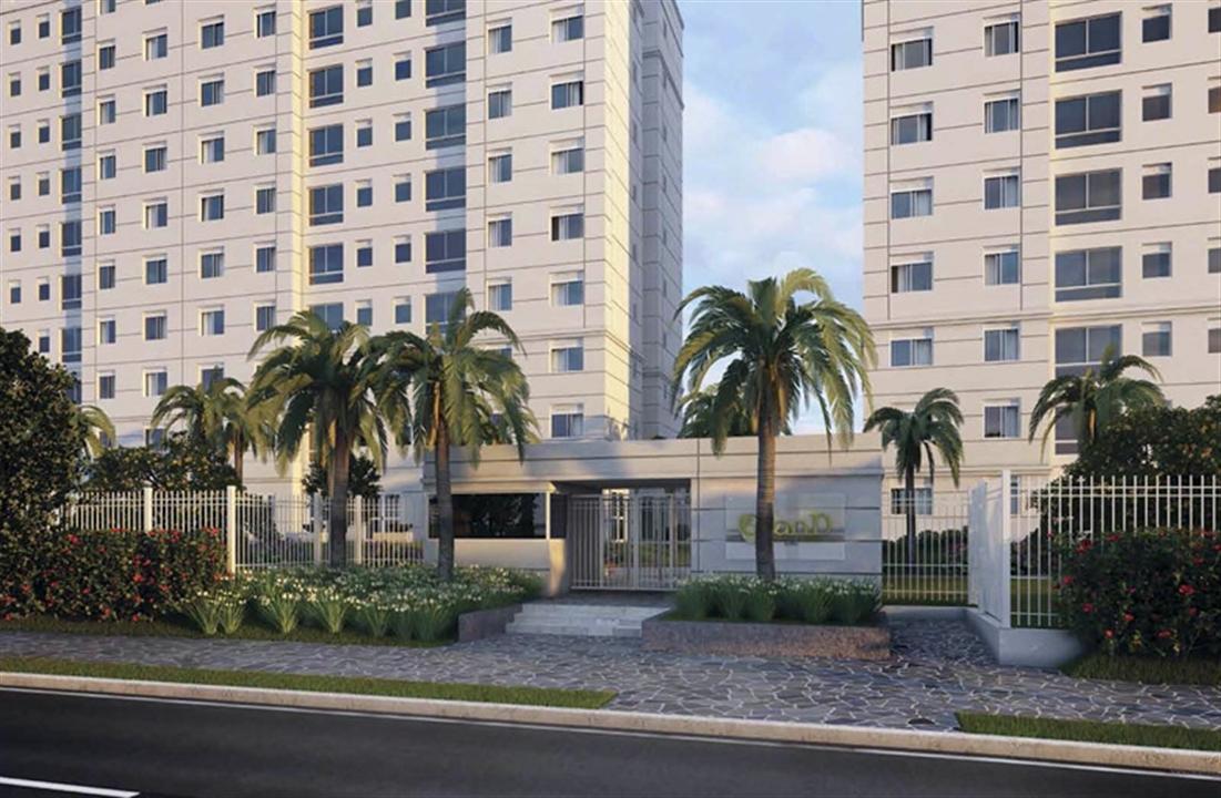 | Grand Square Zona Norte - Apartamento  Próximo ao Zaffari Center Lar - Porto Alegre - Rio Grande do Sul