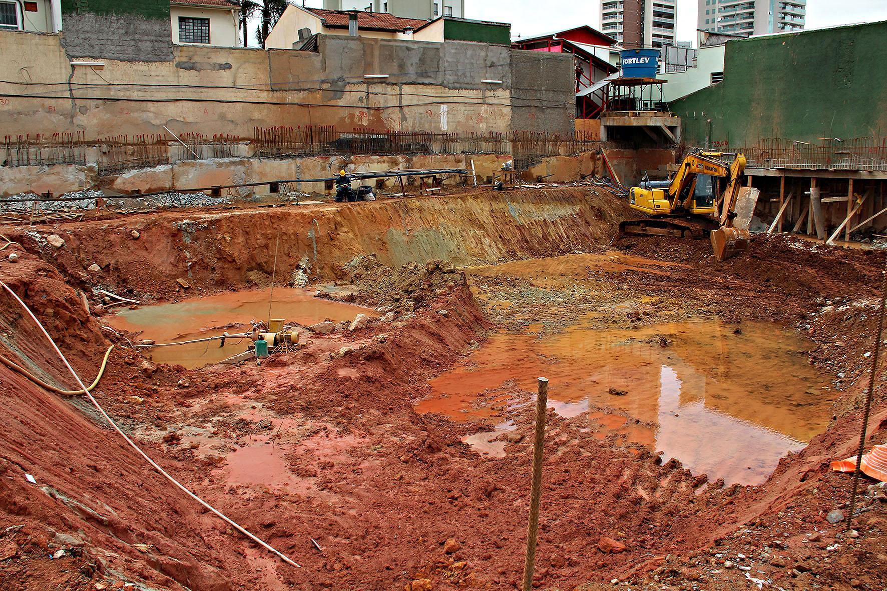 Início das obras | Vetrino Brooklin by Cyrela – Apartamentono  Brooklin - São Paulo - São Paulo