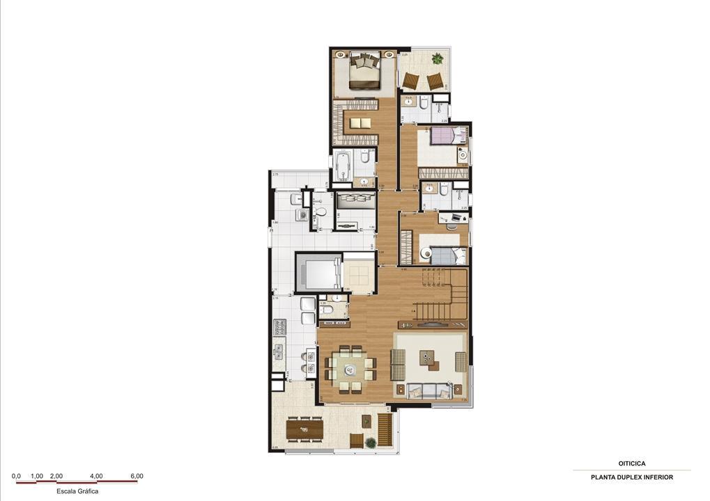Duplex Inferior | Vetrino Brooklin by Cyrela – Apartamentono  Brooklin - São Paulo - São Paulo