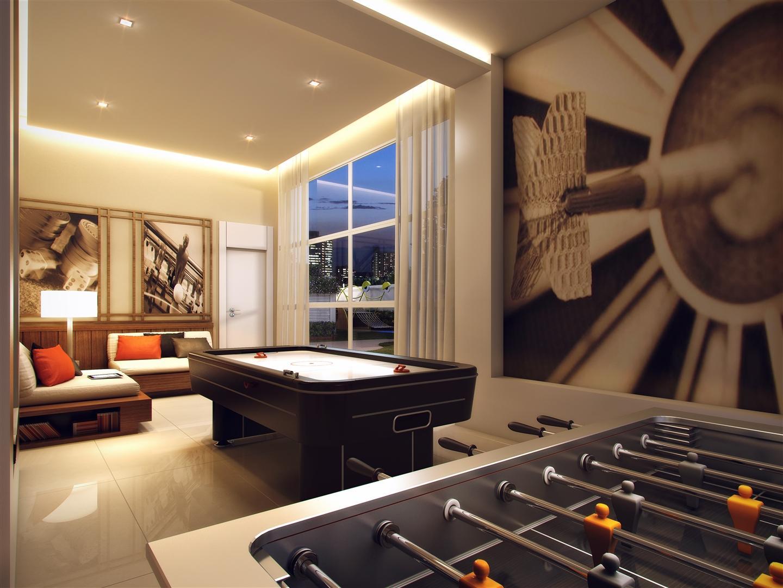 Lazer | Vetrino Brooklin by Cyrela – Apartamentono  Brooklin - São Paulo - São Paulo