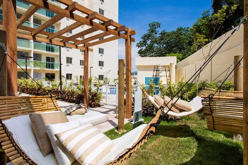Lazer | Live Bandeirantes All Suites – Apartamentoem  Jacarepaguá - Rio de Janeiro - Rio de Janeiro